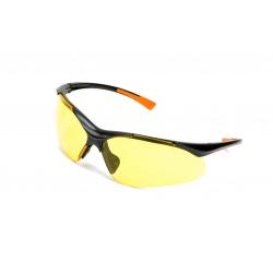 Okulary ochronne NAC żółte